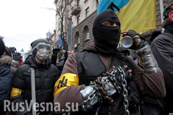 Украинских неонацистов ждут жестокие суды Линча | Русская весна