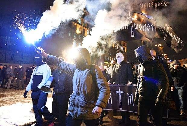 Украинских неонацистов ждут жестокие суды Линча