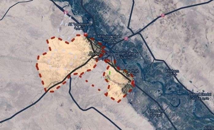 Сирия: загадка Дейр эз-Зора и будущее страны