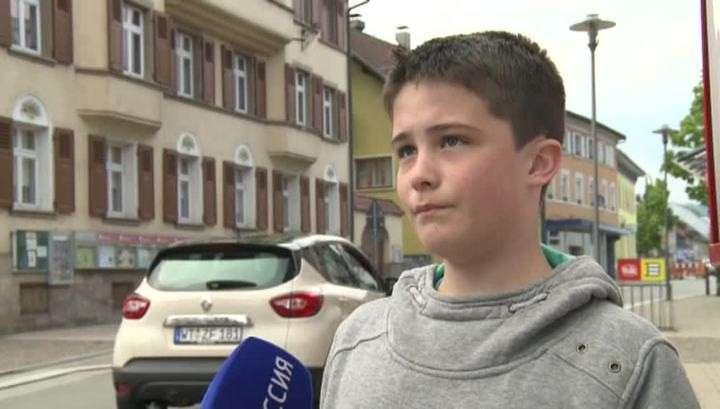 В дикой Германии в школе нацисты затравили русского ребенка, местная полиция покрывает злодеев