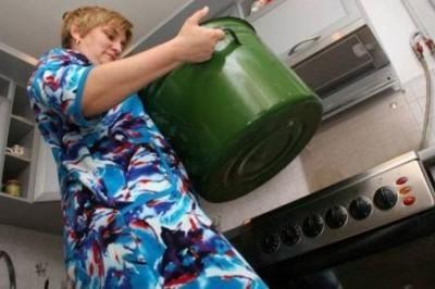 Одесса: окупанты декоммунизировали горячую воду. Теперь это роскошь