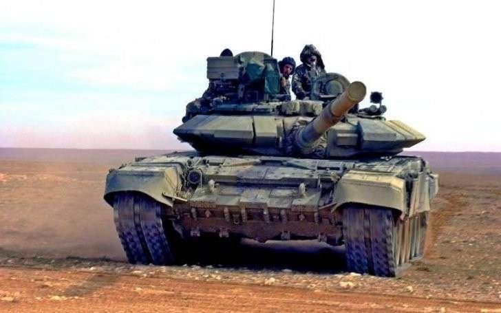 Сирия: наступление к Дейр эз-Зору. Начало операции по деблокаде анклава опубликовано в сети