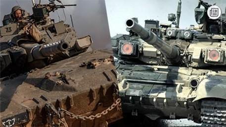 Еврейская Меркава против Т-90: сможет ли израильский «супертанк» воевать в России