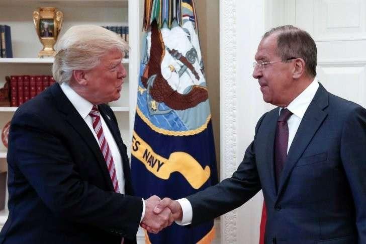 Встреча Лаврова с Трампом: зачем они встречаются? Ростислав Ищенко