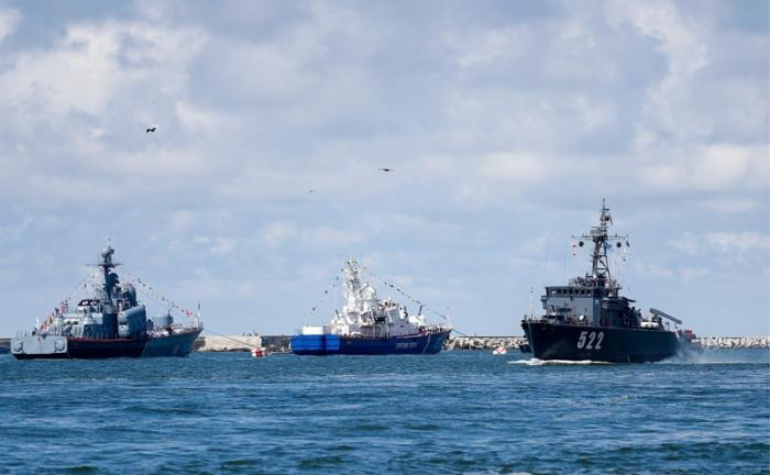 Балтийский флот спасают черноморскими «Буянами-М»
