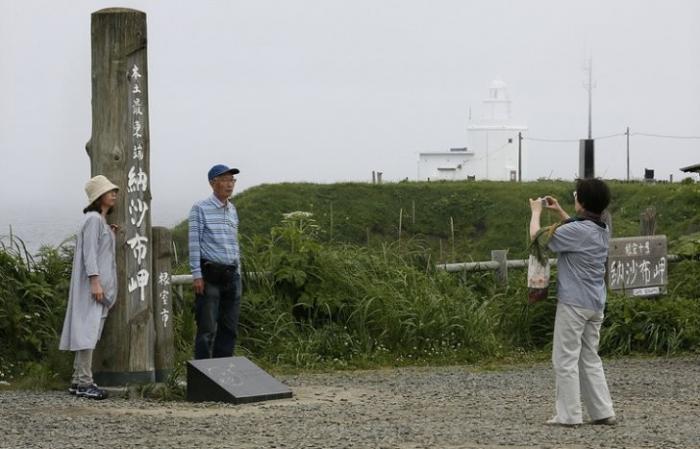 Япония: безвизовая поездка на Курилы самураям не понравилась