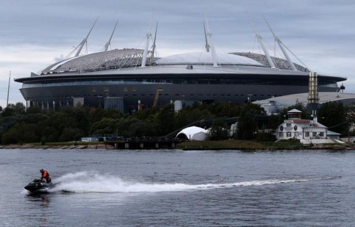 Петербург, Зенит-Арена: проворовавшийся подрядчик арестован на 2 месяца по делу о взятке