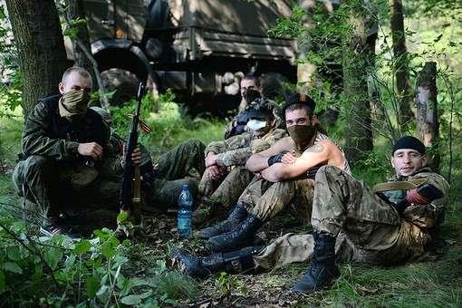 Ополченцы готовы штурмовать Киев