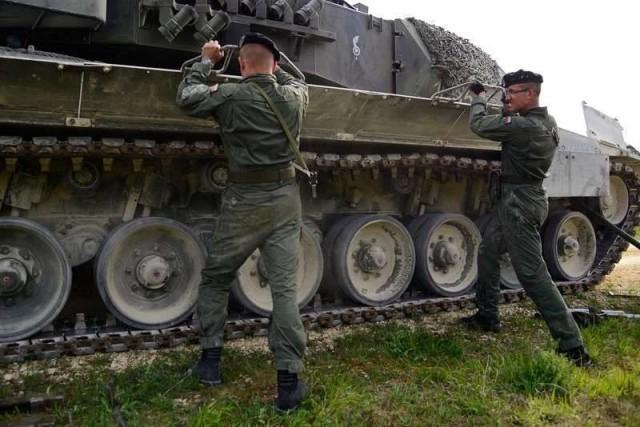 Танковый биатлон: «Леопарды» и «Леклерки» не смогли отличиться даже на фоне Т-64