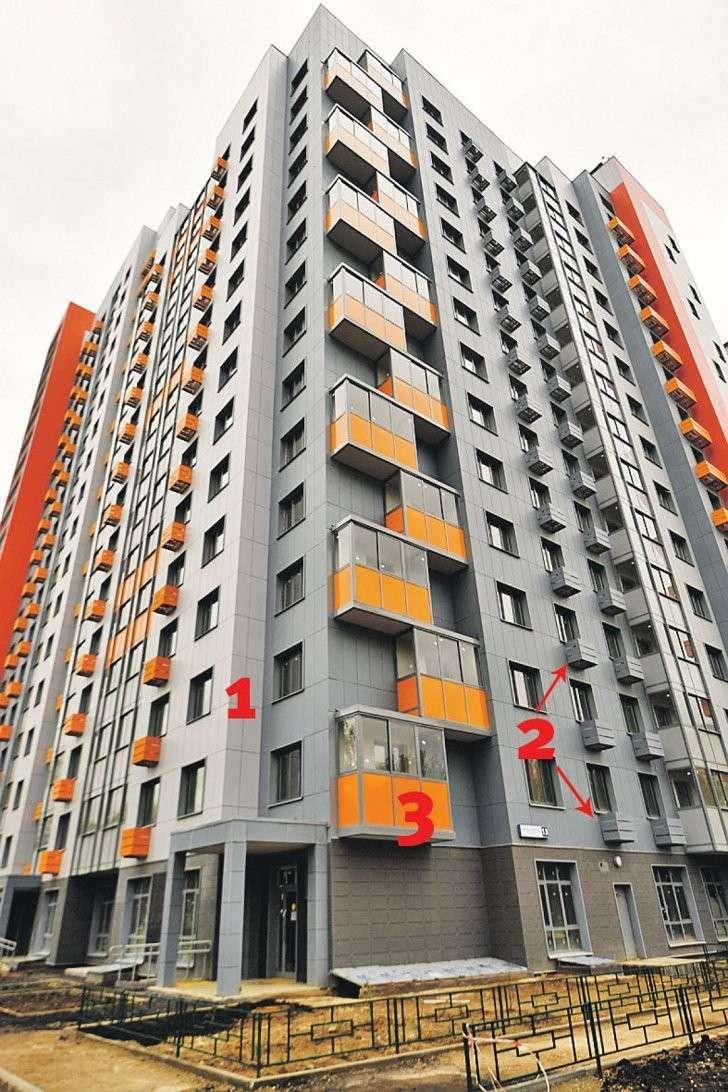 Дом серии ЛСР на Бескудниковском бульваре, 13. Фото: Евгения ГУСЕВА