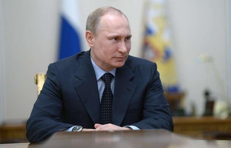 Владимир Путин начинает двухдневную поездку в Крым