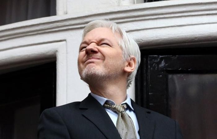 Джулиан Ассанж заявил, что не забудет и не простит семи лет «заключения» в посольстве Эквадора