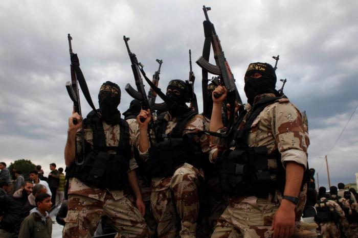 Сирия сегодня: как бандиты из США подменили маски террористам