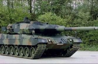 Германия активно готовит старые танки для будущей войны