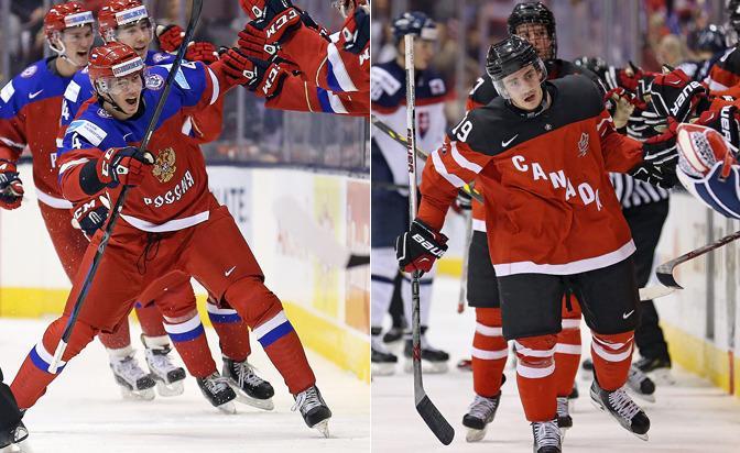 Хоккейный скандал: в полуфинале ЧМ вместо России со сборной Канады может встретиться сборная США