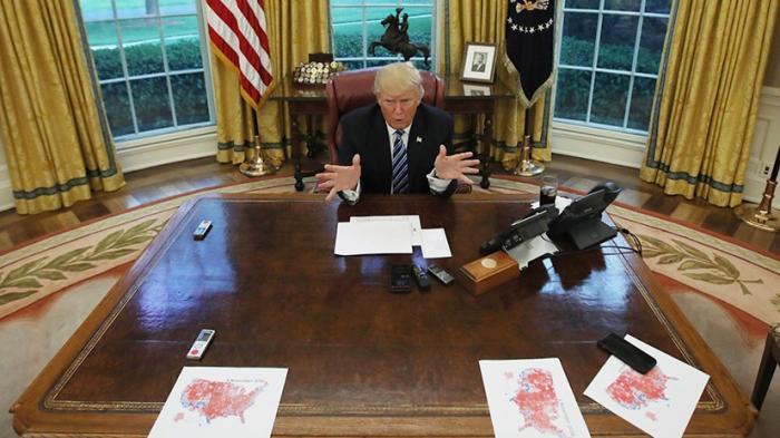Как американские «элиты» готовят импичмент Дональду Трампу