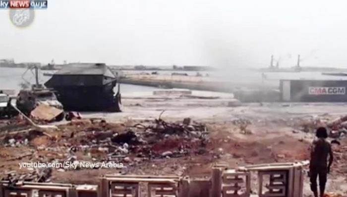 Нападение на авиабазу в Ливии: 140 погибших, аэропорт повреждён