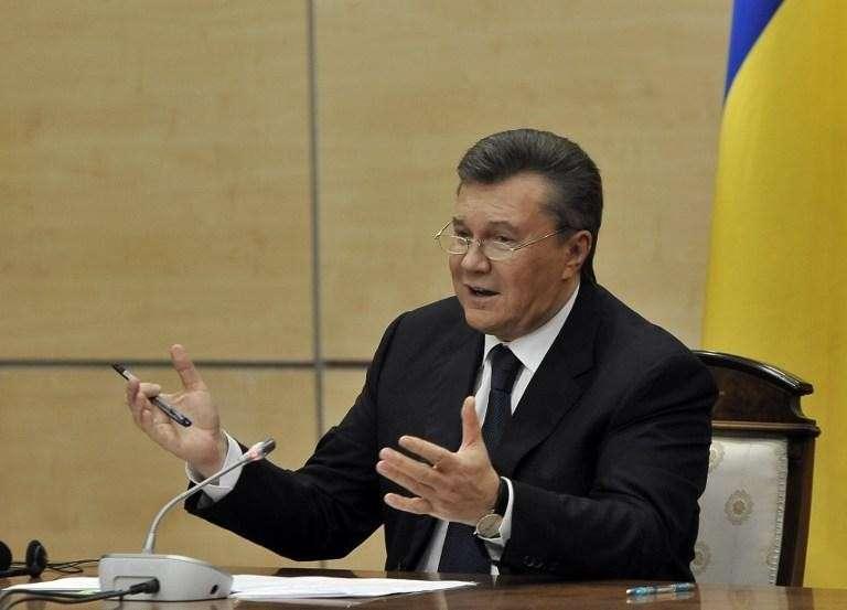 Пресс-конференция Виктора Януковича - прямая трансляция