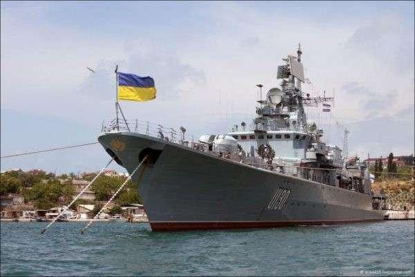 Некролог флагману украинского флота «Гетману Сагайдачному»