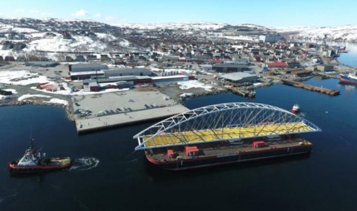 Норвегия достраивает новый мост в Россию. А вы говорите изоляция