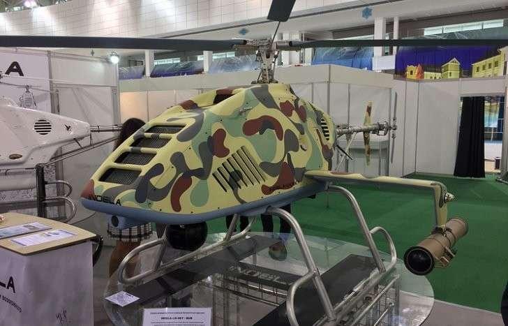 Белоруссия впервые показала на выставке