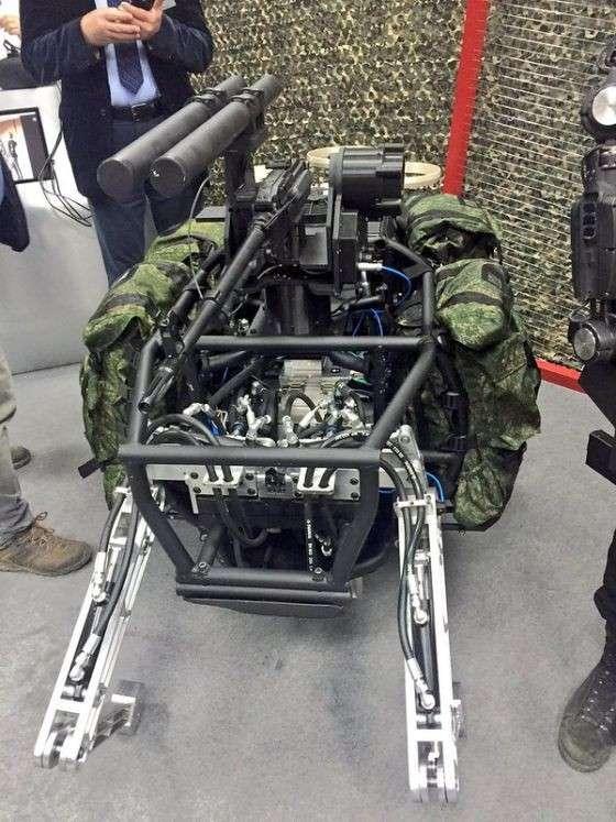 Россия стала лидером в области боевых наземных роботов
