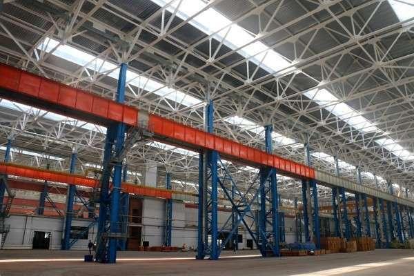 На ракетном заводе ПВО «Алмаз-Антей» (Нижний Новгород) начался монтаж оборудования