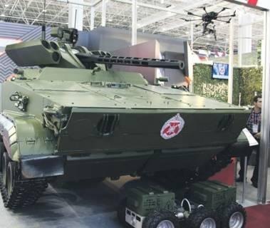 Армия России рвется в технологические лидеры