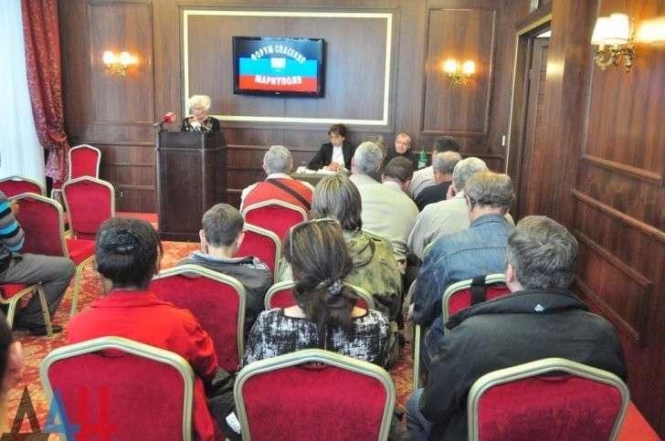 Зона пыток и убийств: представители Мариуполя рассказали о зверствах