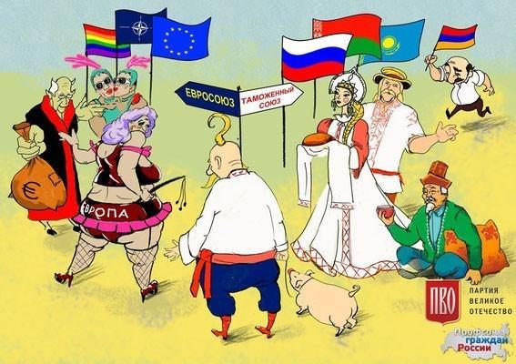 Юмор помогает нам пережить смуту: арабам 600 евро и немок, украинцам запрет работы