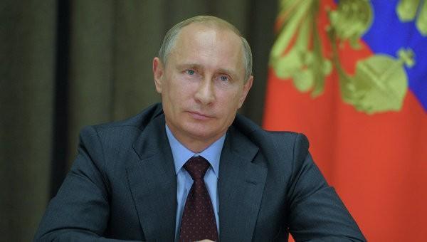 Владимир Путин проведет в Севастополе совещание с членами Совбеза РФ