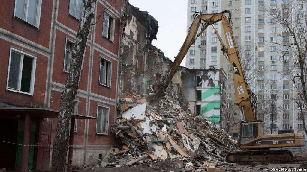 Программа реновации: Программа реновации: вся правда про снос пятиэтажек