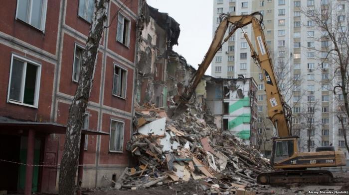 Программа реновации: вся правда про снос пятиэтажек