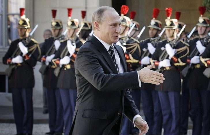 Кремль подтвердил визит Владимира Путина во Францию, который состоится 29 мая