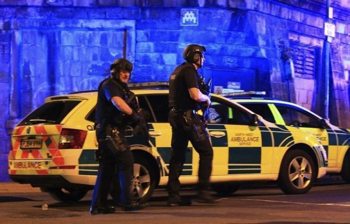 Взрыв на стадионе в Манчестере мог устроить смертник