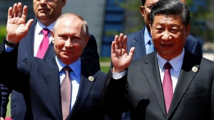 Новая холодная война: Россия и Китай против демократий всего мира, Forbes