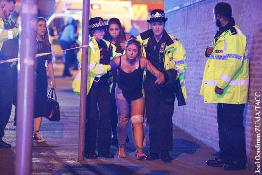 Теракт в Манчестере стал крупнейшим провалом британских спецслужб