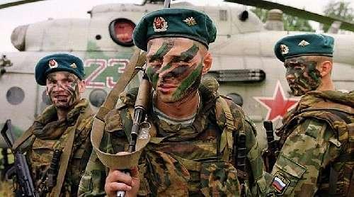 Сирия: Русские ВДВ встали напротив американских элитных подразделений