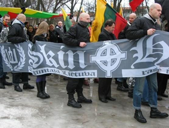 Литва опекает русских коллаборационистов-эмигрантов как Третий рейх