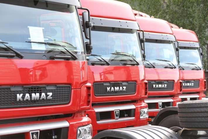Двести автомобилей КАМАЗ-5490 закупила российская логистическая компания «ИТЕКО»