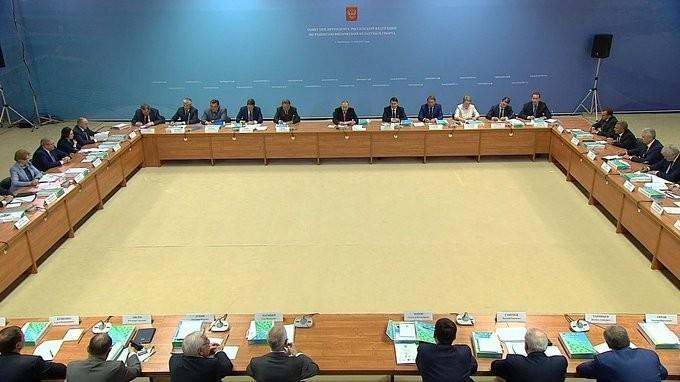 Владимир Путин провёл заседание Совета поразвитию физической культуры испорта