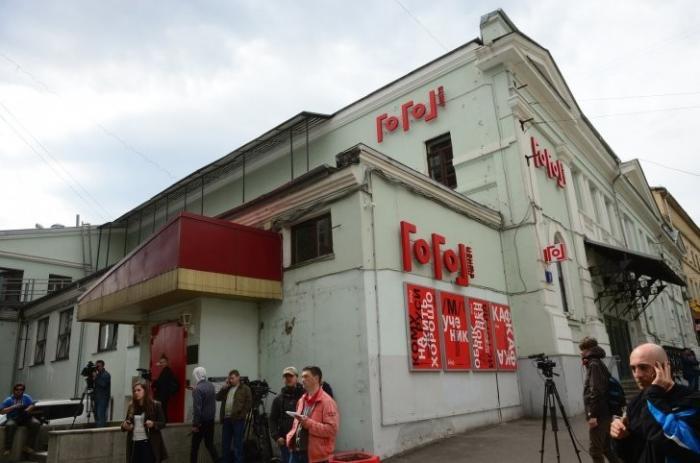 В московском театре «Гоголь-центр» обыски, СК расследует дело о растрате 200 млн рублей из бюджета