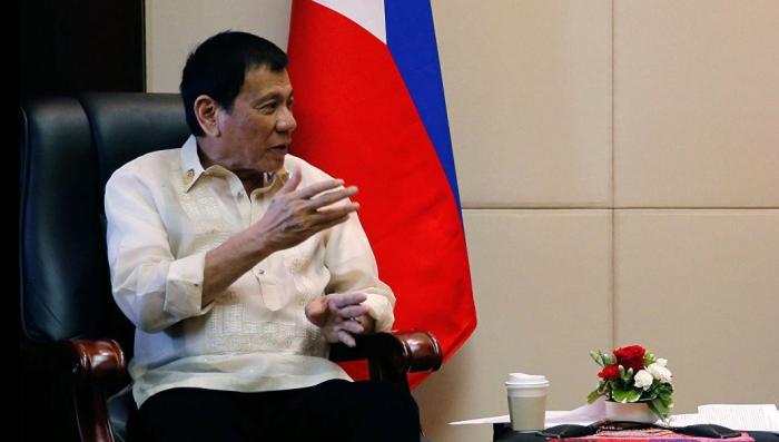 Президент Филиппин Родриго Дутерте прибыл в Россию за оружием и дружбой