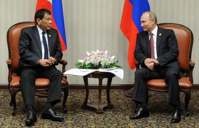 Встреча Владимира Путина с президентом Филиппин Дутерте перенесена на 23 мая