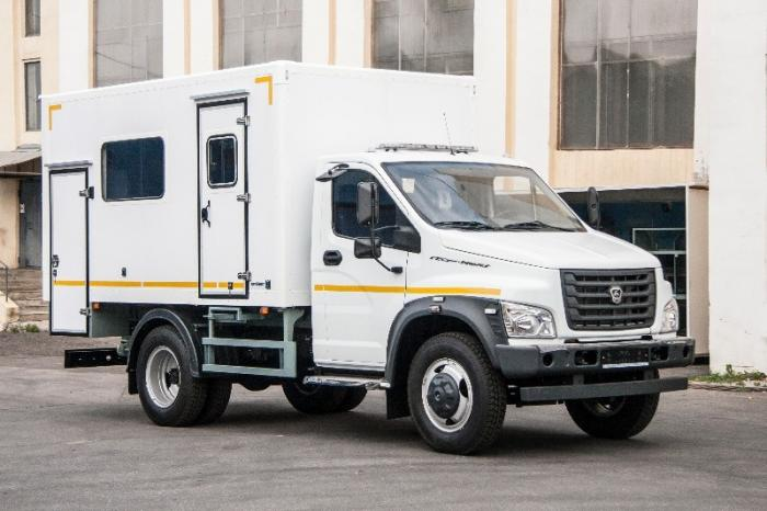 Cпецавтомобили на шасси «ГАЗон NEXT»: более 50 модификаций. Часть 2