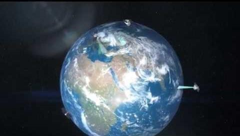 Роскосмос начал создавать цифровую модель всей поверхности нашей планеты