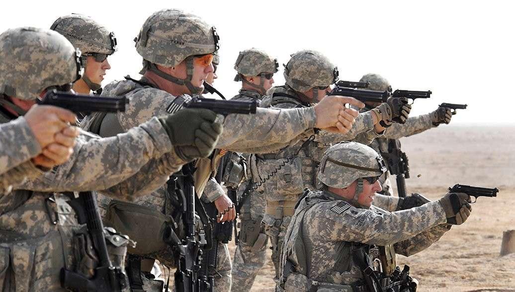В Ираке США «потеряли» оружие на миллиард долларов