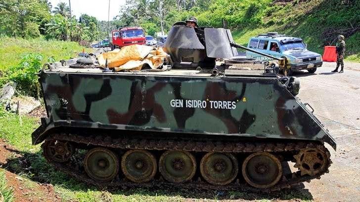 Президент Филиппин Дутерте вступил в борьбу с американскими наёмниками из ИГИЛ
