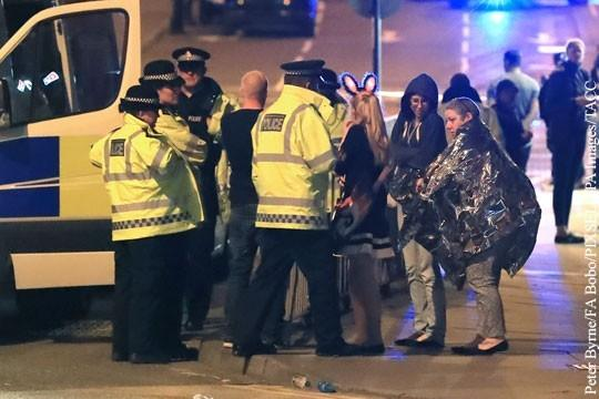 Британия перестала делиться с США данными о расследовании теракта в Манчестере