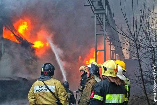 МЧС предотвратило техногенную катастрофу в Красноярском крае